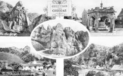 Cheddar, Composite c.1900