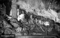 Cheddar, Cox's Cave c.1930