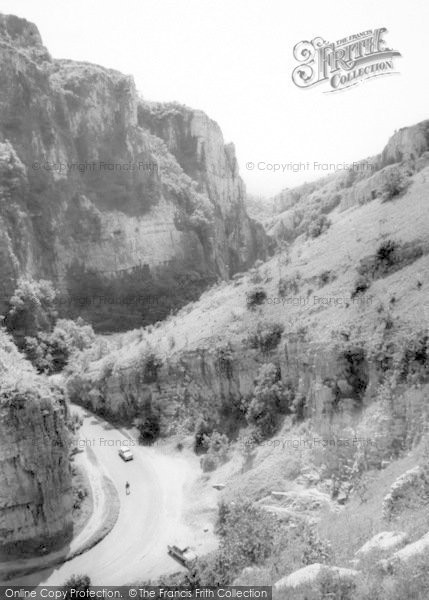 Man Cave Barber Windsor : Photo of cheddar gorge c francis frith