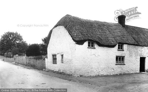 Photo of Cheddar, Hannah More's First School 1908
