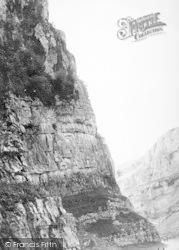 Cheddar, High Rock 1887