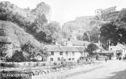 Cheddar, The Village c.1930