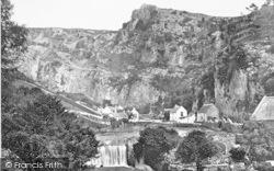 Cheddar, Village 1890