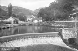 Cheddar, Waterfall 1925