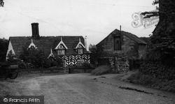 Cheddleton, Consall Village c.1955