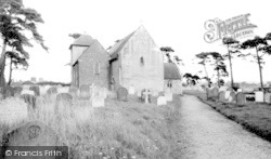 Church Of All Saints c.1965, Chedgrave