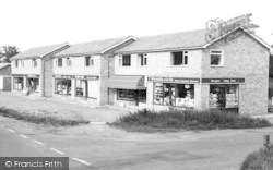 Shopping Parade c.1965, Chedgrave