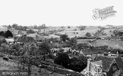 Chedworth, Upper Chedworth c.1955