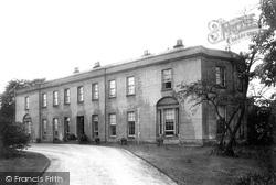 Chelford, Astle Hall 1896
