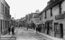 Chelmsford, Baddow Road 1906