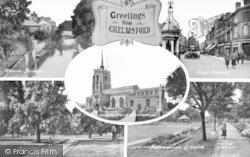 Chelmsford, Composite c.1955