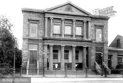 Chelmsford, Congregational Church 1906