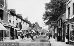 Chelmsford, Duke Street 1906