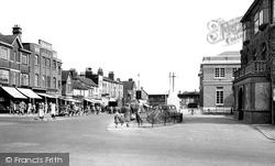 Chelmsford, Duke Street c.1950