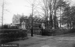 Chelmsford, Grammar School 1892