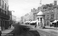 Chelmsford, High Street 1892
