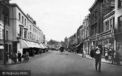 Chelmsford, High Street 1919