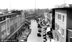 Chelmsford, High Street 1969