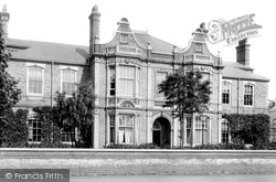 Chelmsford, Infirmary 1895