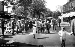 Chelmsford, Market Day 1919