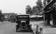Chelmsford, Morris Car, Duke Street 1925