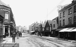 Chelmsford, Moulsham Street 1892