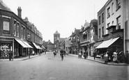 Chelmsford, Moulsham Street 1919