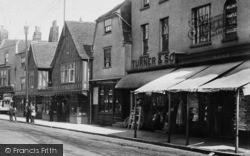 Chelmsford, Moulsham Street Businesses 1892