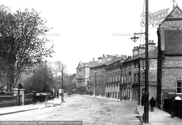 Chelmsford, New London Road 1892