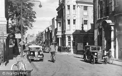 Chelmsford, New Street 1948