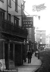 Chelmsford, Queens Head Inn, High Street 1892
