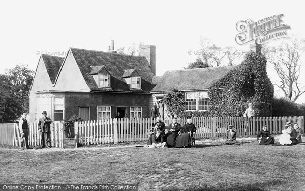 Photo of Chelmsford, Rodney House 1901