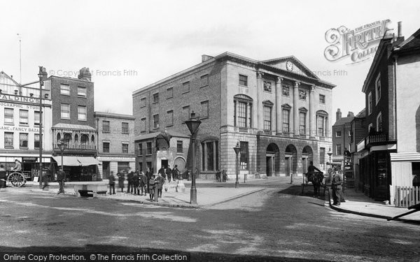 Chelmsford © Copyright The Francis Frith Collection 2005. http://www.francisfrith.com