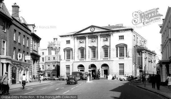 Photo of Chelmsford, Shire Hall 1965, ref. C73070