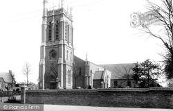Chelmsford, St John's Church 1892