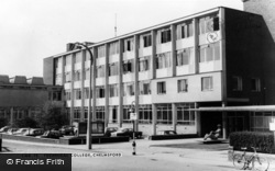 Chelmsford, Technical College c.1965