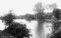 Chelmsford, The Can Viaduct 1895