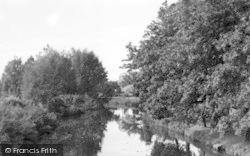Chelmsford, The Recreation Ground c.1950