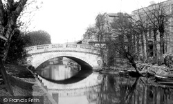Chelmsford, The Stone Bridge 1892