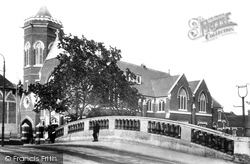 Chelmsford, The Wesleyan Church 1898