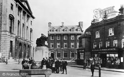 Chelmsford, Tindal Square 1906