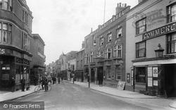 Chelmsford, Tindal Street 1906