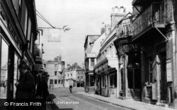Chelmsford, Tindal Street c.1950