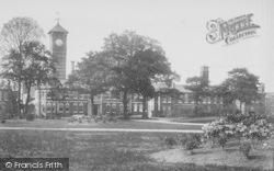 Chelsham, Croydon Mental Hospital 1904