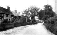 Chelsham, Ficklesholt and the White Bear Inn 1904