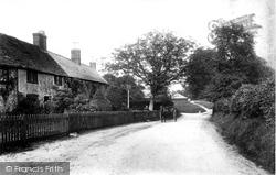 Chelsham, Ficklesholt And The White Bear Inn 1904