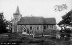 Chelsham, St Leonard's Church 1904