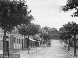 Old Mill Road 1911, Chelston