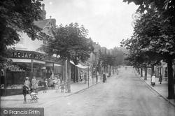 Old Mill Road 1920, Chelston