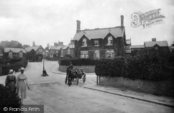 Sharon House And Innerbrook Road 1920, Chelston